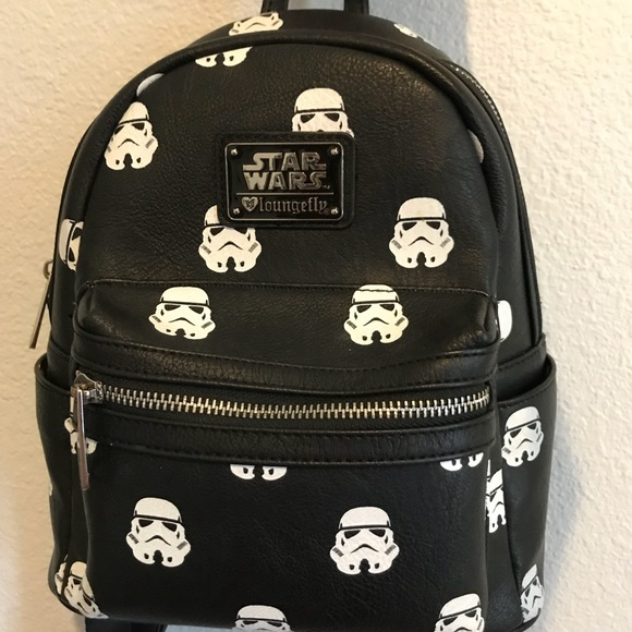 7657c6de87d Loungefly Handbags -  LIMITED EDITION  Loungefly Star Wars Backpack